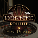 Lightning Roulette First Person